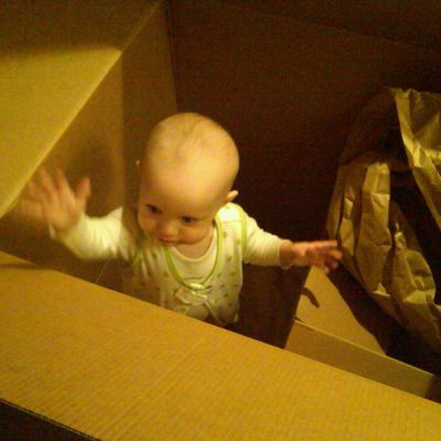 DAD'S IN DEEP SH!T #5:  Special Delivery.