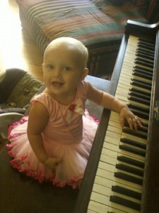 olivia at piano