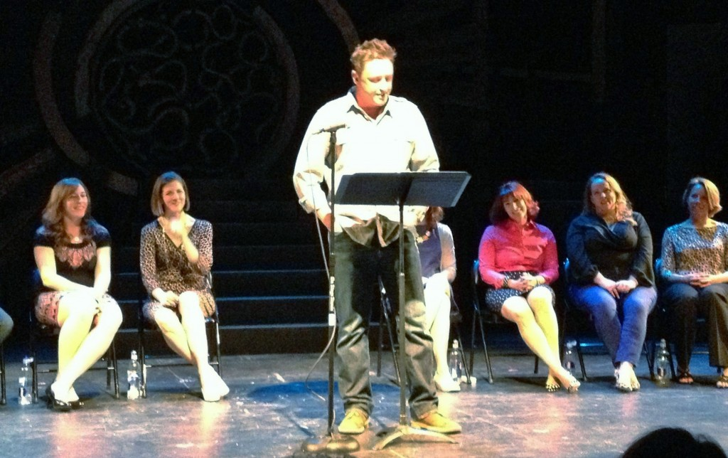 Adrian LTYM on stage 2