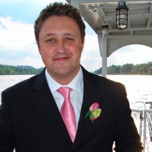 Adrian in suit