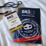 Dad Summit badge