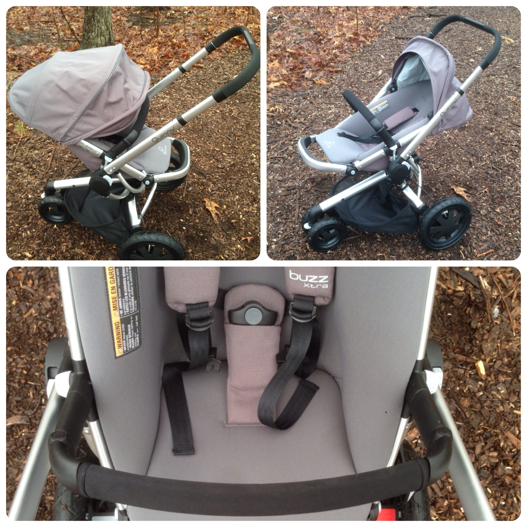 Reversible Quinny Seat & A Closer Look at the Quinny Buzz Xtra. - Dad or Alive | Dad or Alive