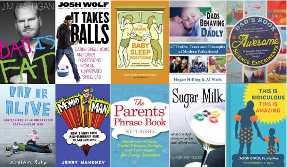 Book Covers for Fathers Day