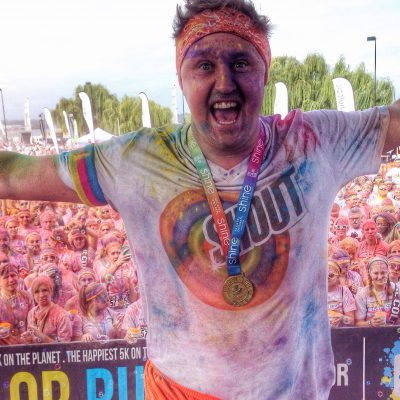 The Happiest 5k on the Planet.
