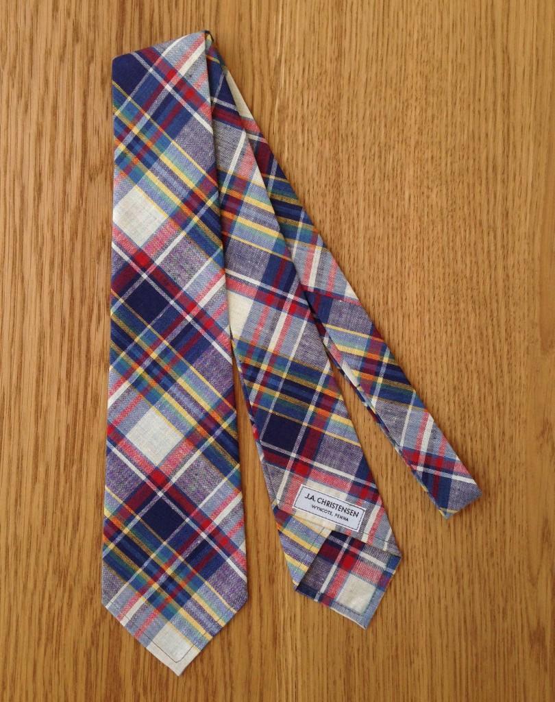 JAC Madras tie
