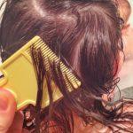 Ava lice closeup