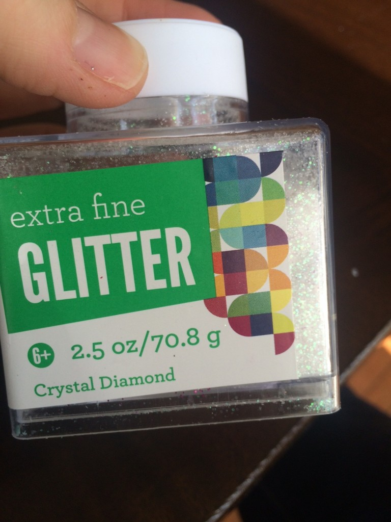 glitter is the enemy