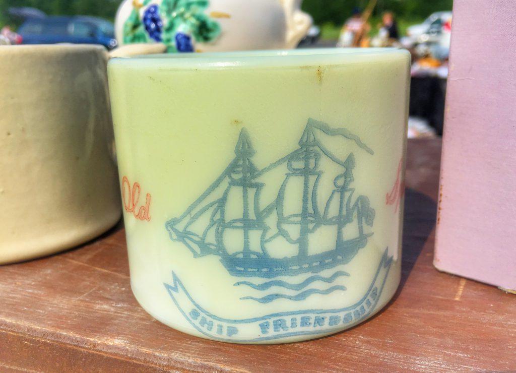 Old Spice mug