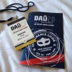 Dad Summit badge