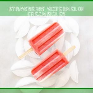 Strawberry-Watermelon-Creamsicles