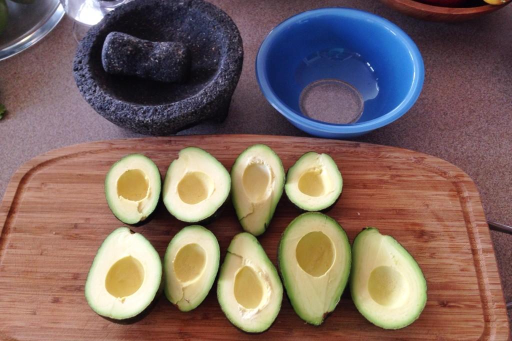 Avocados for Guac 2