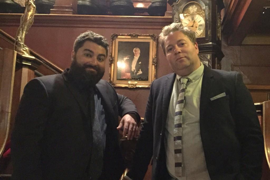 Sean Patton and Jay Larson on BBIA