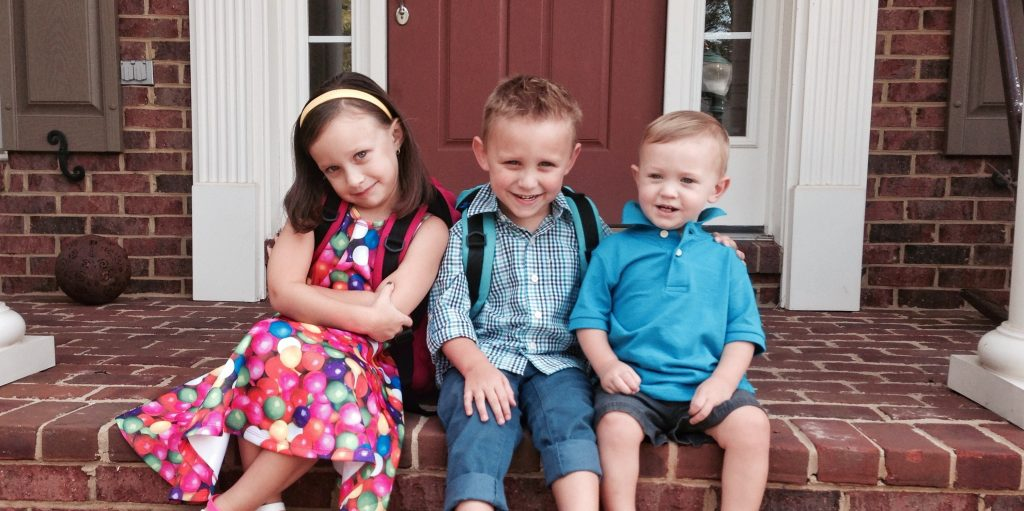 All 3 Kulp Kids Orientation w:o feet