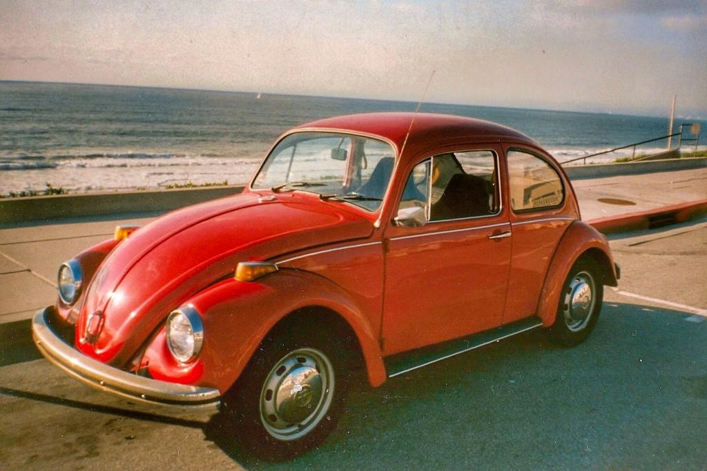 69 VW Beetle