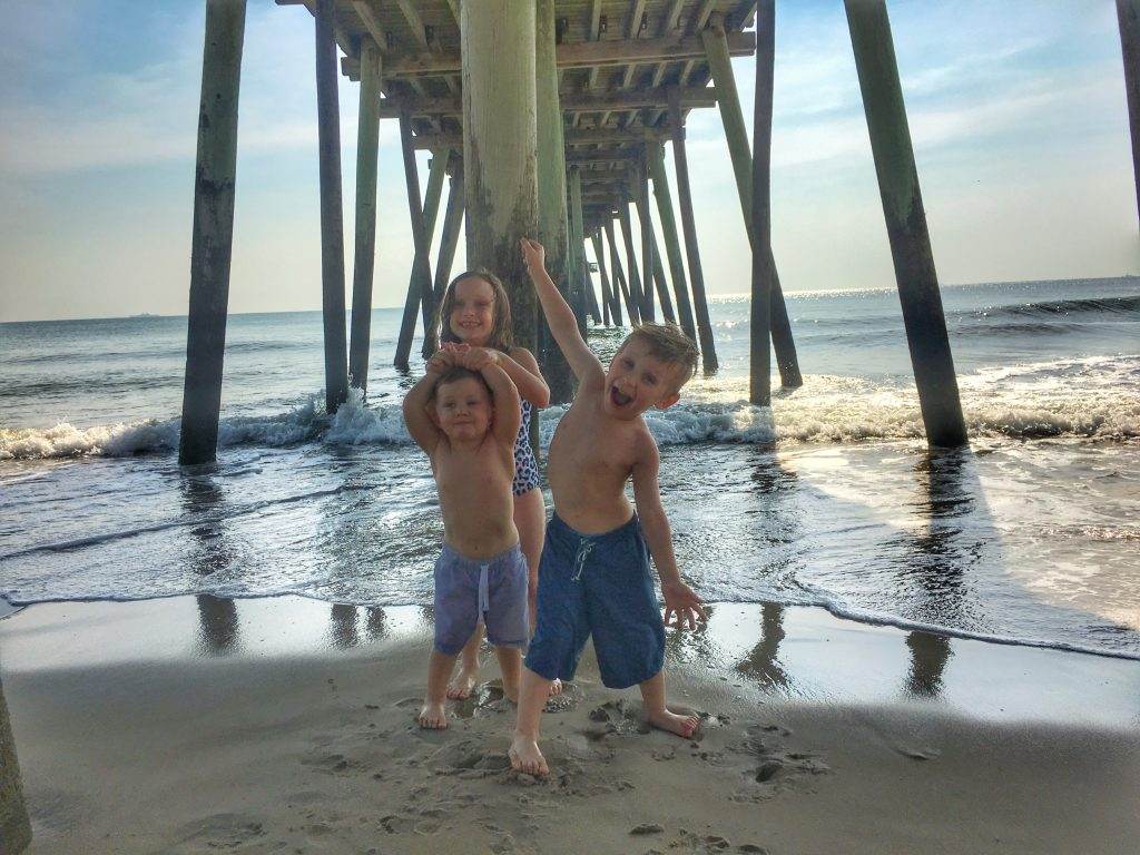Kids in VA Beach