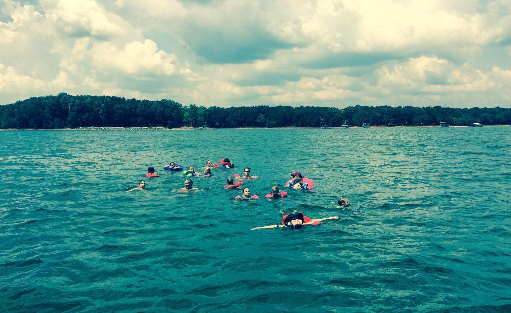 tugaloo-lake-swimmers